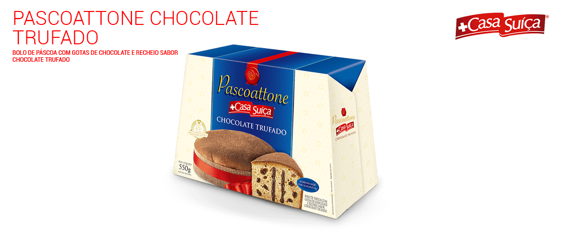 Pascoattone de Chocolate